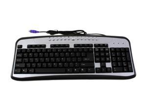 DCT Factory KB-790C Black/Silver Keyboard