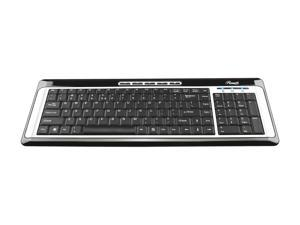 Rosewill RK650 Silver/Black Keyboard