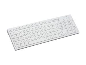 i-rocks KR-6401-WH White Wired Chocolate Key Style Keyboard