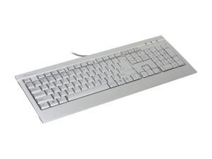 ENERMAX KB007U-S Silver Wired Keyboard