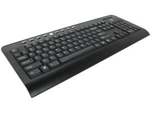 Orange KBC2880BK Black Wired Keyboard