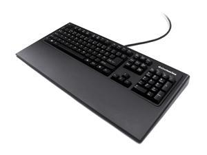 SteelSeries 7G 64022SS Black USB or PS/2 Wired Standard Professional Gaming Keyboard