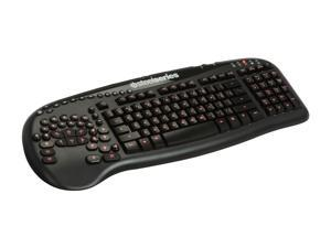 SteelSeries Merc Stealth Black Wired Gaming Keyboard