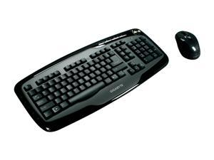 GIGABYTE KM7600 GK-KM7600 Black 2.4GHz Wireless Keyboard