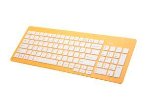 Wintec FileMate Imagine K2210 Melon Yellow USB Wired Standard Keyboard