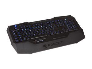 ROCCAT ISKU ROC-12-701 Black USB Wired Gaming Keyboard