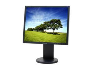 "SAMSUNG 940BX Black 19"" 5ms LCD Monitor with height adjustment"