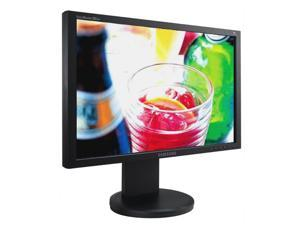 "SAMSUNG 205BW Black 20.1"" 6ms Widescreen LCD Monitor with Height Adjustments"