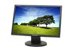 "SAMSUNG 941BW Black 19"" 4ms (GTG) Widescreen LCD Monitor"