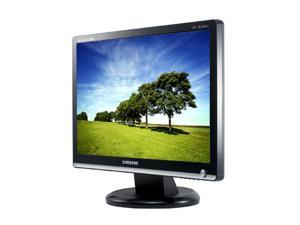 "SAMSUNG 206BW Black 20"" 2 ms (GTG) Widescreen LCD Monitor"