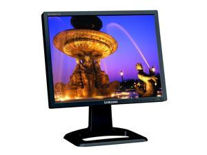 "SAMSUNG 204T-BK Black 20.1"" 16ms LCD Monitor with Height Adjustments"