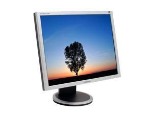 "SAMSUNG 204B-SV Silver-Black 20"" 5ms LCD Monitor with Height & Pivot Adjustments"