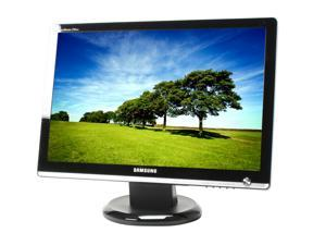 "SAMSUNG 216BW Black-Silver 21.6"" 5ms Widescreen LCD Monitor"