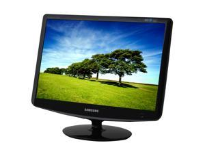 "SAMSUNG 2032NW high glossy black 20"" 5ms Widescreen LCD Monitor"