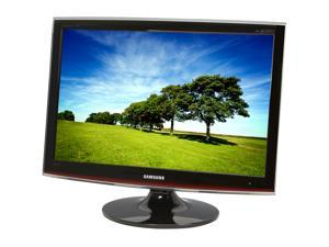 """SAMSUNG T240 Rose black 24"""" 5ms Widescreen LCD Monitor"""