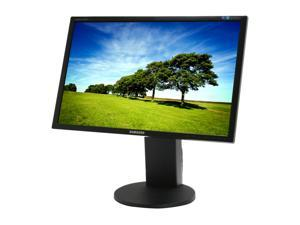 "SAMSUNG 2443BW Black 24"" 5ms Widescreen LCD Monitor"