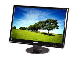"SAMSUNG 2494SW Glossy Black 24"" 5ms Widescreen LCD Monitor"