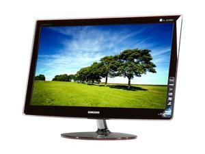 "SAMSUNG P2770H Rose Black 27"" 2ms(GTG) Widescreen LCD Monitor"