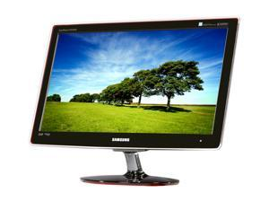 "SAMSUNG P2370HD-1 Black 23"" 5ms Widescreen LCD HDTV Monitor Built-in Speakers"