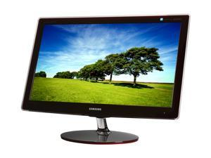 "SAMSUNG P2770HD Rose Black 27"" 5ms Widescreen LCD Monitor Built-in HDTV Tuner & Speakers"