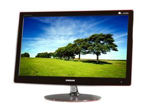"SAMSUNG P2770FH ToC Rose Black 27"" 1ms (GTG) Widescreen Full HD HDMI WideScreen LCD Monitor"