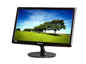 "SAMSUNG S24A350H ToC Rose Black 24"" 2ms GTG Widescreen LED Backlight LCD Monitor"