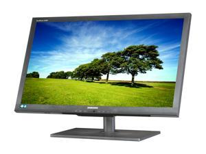 "SAMSUNG SyncMaster SA850 Series S27A850D Matt Black 27"" 5ms Widescreen LED Backlight PLS Panel LCD Monitor"