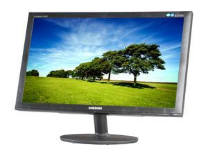 "SAMSUNG E2420L Black 23.6"" 5ms Widescreen LCD Monitor"