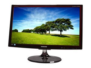 "SAMSUNG T24B350ND Rose Black 24"" 5ms Widescreen LED Backlight LCD Monitor Built-in Speakers"