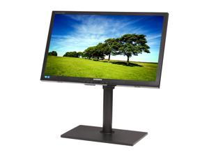 "SAMSUNG C24A650X Black 24"" 8ms (GTG) Widescreen LED Backlight Height & Pivot Adjustable LCD Monitor"