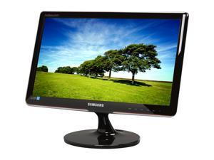 "SAMSUNG LS20A350BS/ZA ToC Rose Black 20"" 5ms Widescreen LED Backlight LCD Monitor"