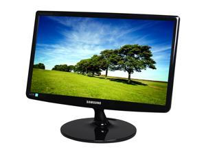 "SAMSUNG LS22A100NS/ZA Glossy Black 21.5"" 5ms Widescreen LCD Monitor"