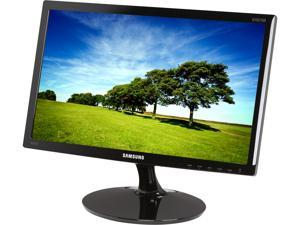 "SAMSUNG S19C150F Glossy Black 18.5"" 5ms (GTG) Widescreen LED Backlight LCD Monitor"