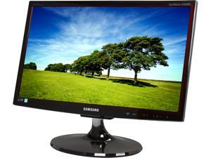 "SAMSUNG T22B350 Rose Black 21.5"" 5ms Widescreen LED Backlight LCD Monitor Built-in Speakers"
