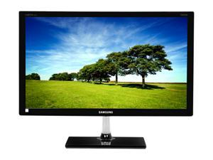 "SAMSUNG C550 T24C550ND Charcoal Gray 23.6"" 2ms (GTG) Widescreen LED Backlight LCD Monitor Built-in Speakers"