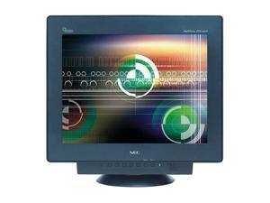 "NEC Display Solutions FP2141SB-BK Black 22"" CRT Monitor"