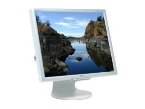 "NEC Display Solutions 90GX2 Silver 19"" 4ms LCD Monitor with 4-port USB 2.0 hub"