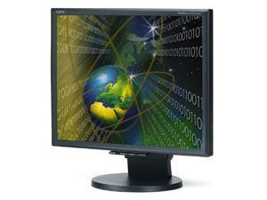 "NEC Display Solutions LCD1970NX-BK Black 19"" 18ms LCD Monitor with 4-port USB 2.0 hub"