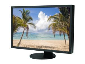 "NEC Display Solutions LCD3090WQXi-BK Black 30"" Height & Swivel Adjsutable Widescreen LCD Monitor"