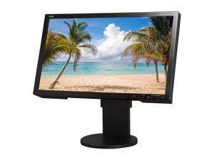 "NEC Display Solutions EA231WMI-BK Black 23"" Height,Swivel,Pivot Adjustable IPS WideScreen LCD Monitor w/USB & Speakers"