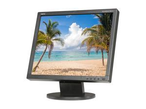 "NEC Display Solutions AS171-BK Black 17"" 5ms LCD Monitor"
