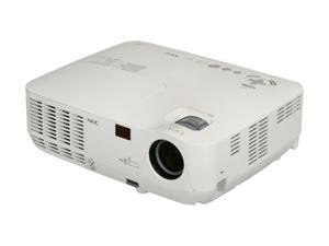NEC Display Solution NP115 3D Ready Multimedia DLP Projector