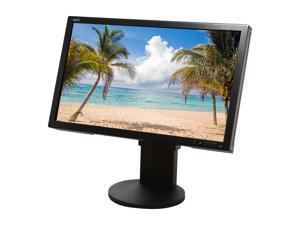 "NEC Display Solutions EA232WMI-BK Black 23"" 14ms Widescreen LED Backlight LCD Monitor Built-in Speakers"