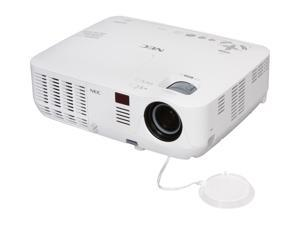 NEC Display Solutions NP-V260X DLP Mobile 3D Ready Projector 2000:1 w/ HDMI