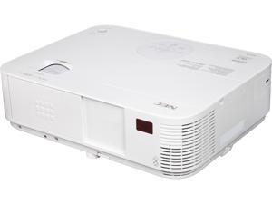 NEC NP-M323X 3200-Lumen XGA Projector with Dual HDMI Inputs and 1.7X Optical Zoom