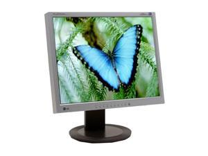"LG FLATRON L2013P Silver 20.1"" 16ms LCD Monitor"