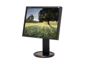 "LG L2000C Black 20"" 8 ms (GTG) LCD Monitor"
