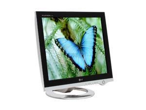 "LG L1720PQ Black-Silver 17"" 8ms LCD Monitor"