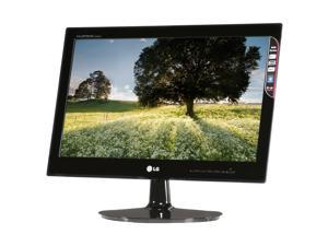 "LG W2040T-PN Glossy Black 20"" 5ms Widescreen LCD Monitor"