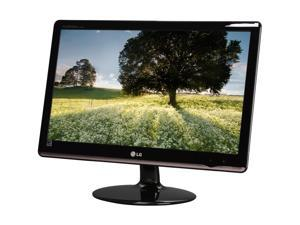"LG E2250V-SN Glossy Black 22"" 5ms Widescreen LED Backlight LED Backlight LCD monitor"